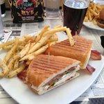 Lunch at Bear Republic