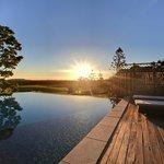 Sunrise Pool Side