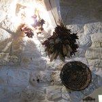 アルベロベッロのトゥルッリ・・・家の中の様子