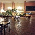 Barcelona Suites dining area