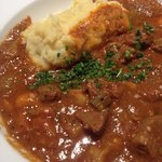 Irish Stew w creamy mash $12.90