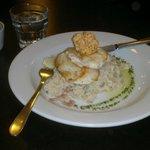 Fish - main course