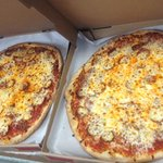 Large Pizzas with Pepperoni