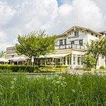 Hampshire Hotel Avenarius - terras