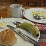Breakfast :(