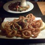 Ejemplos del menú.