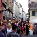 Улицы старого Цюриха