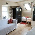 Kamer 2, het derde bed