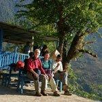 Trekking to Ghorepani