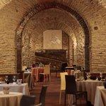 Il ristorante Guido da Costigliole