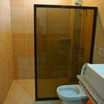 Bathroom Deluxe Double Room