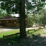 Saloon cheyenne de la grande réserve