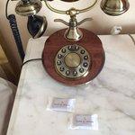 Телефон в номере