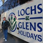 Great coach trips around Scotland