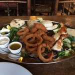 the £28 chatter platter - mums gone to iceland.