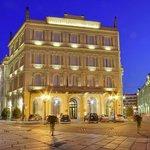 Il Grand Hotel all'ora blu