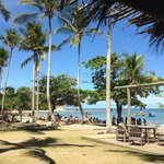 Praia do espelho - bar do baiano