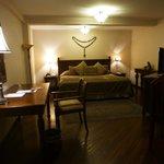 Double matrimonial bedroom