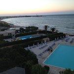 panorama dalla camera, piscina