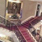 Thats what you call a staircase