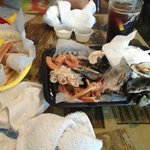 SO MUCH SEAFOOD