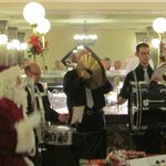 Christmas carols from the Maltese Brass Band