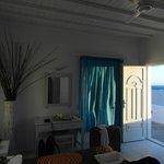 Our room in Studio Avra
