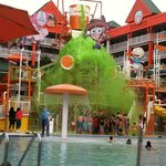 Slime Time at Nickelodeon Hotel