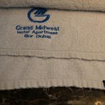 Quality of the towels