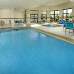 Hilton Garden Inn College Station Hotel Indoor Pool and Hot Tub