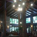 Recepción La Aldea Lodge