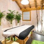 Nouvelle cabine de massage 2014