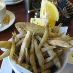 Whitebait Closeup