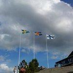 флаги Аланд