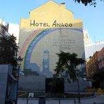 hotel anaco, madrid