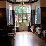 Our Newly refurbished dining room