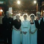 Leominster's Victorian Day Staff Celebrations