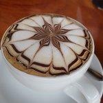cafe con leche fabuloso!