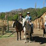 Foto de Horse Riding Chile Day Tours