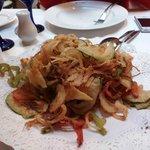 verduras en tempura buenisimas