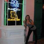 Me on Bourbon St