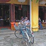 biking to the cargo club