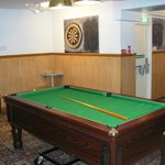 Pool and Darts in the pub