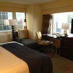 Corner room 4602