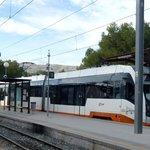Alicante Benidorm Tram