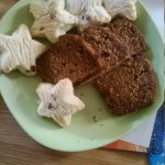 Ginger bread and cookies