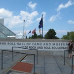 2010 Visit to R'n'R Hall of Fame