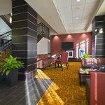 1st floor lobby area