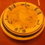 Zuppa toscana ( soup) - 22 janvier 2014.