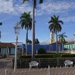 Main area in Trinidad